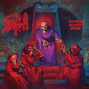 Scream Bloody - Vinile LP di Death