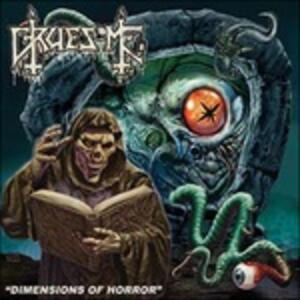 Dimensions of Horror - Vinile LP di Gruesome