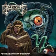 Dimensions of Horror (Mini CD) - CD Audio di Gruesome