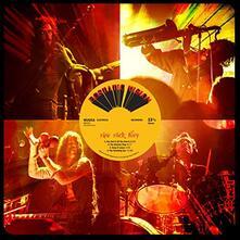 Raw Rock Fury - Vinile LP di Ecstatic Vision