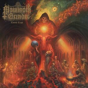 Cosmic Crypt - Vinile LP di Mammoth Grinder