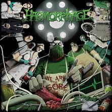 We Are the Gore - CD Audio di Haemorrhage