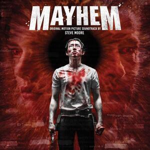 Mayhem (Colonna Sonora) - CD Audio di Steve Moore