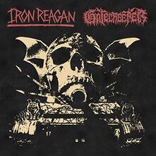 Split - CD Audio di Iron Reagan,Gatecreeper