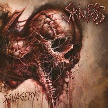 Savagery - CD Audio di Skinless