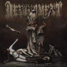 Obscene Majesty - CD Audio di Devourment
