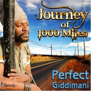 Journey of 1000 Miles - CD Audio di Perfect Giddimani
