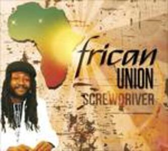 African Union - CD Audio di Screwdriver