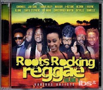Roots Rock Reggae - CD Audio