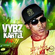 Party - CD Audio di Vybz Kartel
