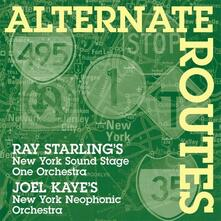 Alternate Routes - CD Audio di Stan Kenton
