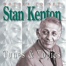 Tunes & Topics Part One - CD Audio di Stan Kenton