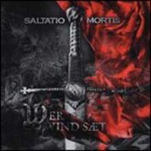 Wer Wind Sæt - CD Audio di Saltatio Mortis