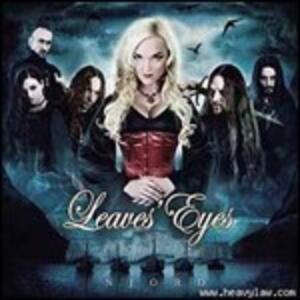 Njord - CD Audio di Leaves' Eyes