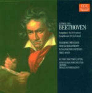 Sinfonia n.9 - CD Audio di Ludwig van Beethoven,Gewandhaus Orchester Lipsia,Franz Konwitschny