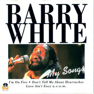 My Songs - CD Audio di Barry White