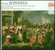 Jephtha - CD Audio di Georg Friedrich Händel