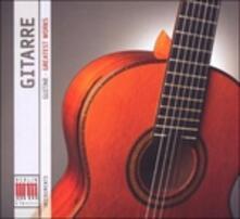 Gitarre, Greatest Works - CD Audio