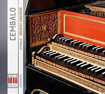 Cembalo, Greatest Works - CD Audio