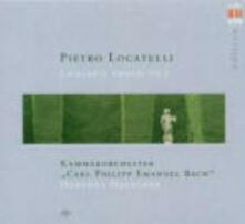 Concerti grossi op.7 - CD Audio di Pietro Locatelli