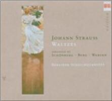 Valzer (Arrangiamenti di Schönberg, Berg e Webern) - CD Audio di Johann Strauss