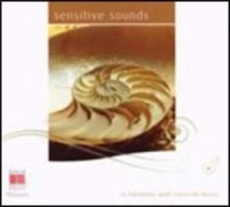 Sensitive Sounds - CD Audio di Johann Sebastian Bach,Franz Joseph Haydn,Wolfgang Amadeus Mozart