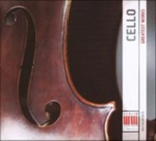 Cello. Greatest Works - CD Audio