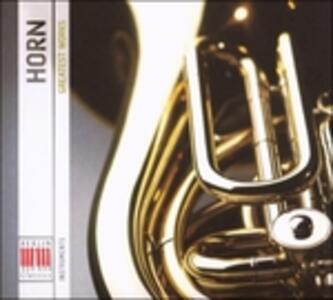 Horn. Greatest Works - CD Audio