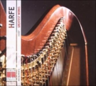 Harfe. Greatest Works - CD Audio