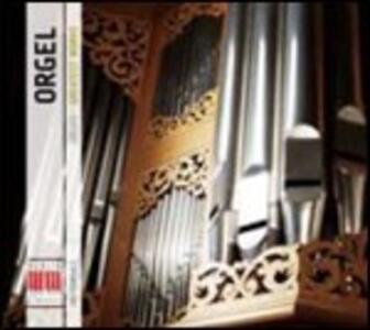 Orgel. Greatest Works - CD Audio