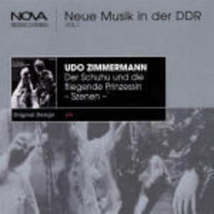 Der Schuhu und die Fliegende Prinzessin - CD Audio di Udo Zimmermann