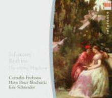 Die Schöne Magelone - CD Audio di Johannes Brahms,Hans Peter Blochwitz