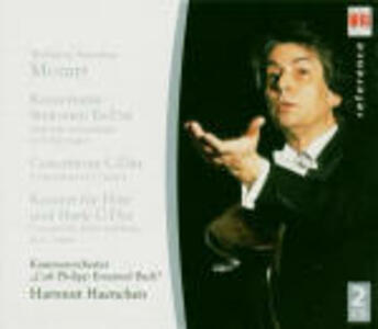 Sinfonie concertanti - CD Audio di Wolfgang Amadeus Mozart
