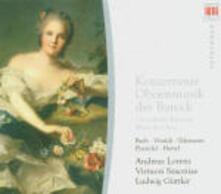 Concerti barocchi per oboe - CD Audio