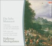 Die Liebe Maienzeit - CD Audio