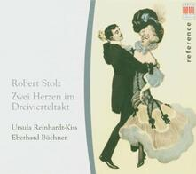 Two Hearts Beating In 3/4 Ti - CD Audio di Robert Stolz