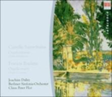 """Sinfonia n.3 Op.78 """"sinfonia per Organo"""" - CD Audio di Camille Saint-Saëns"""