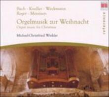 Orgelmusik Zur Weihnacht - CD Audio