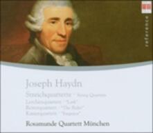 Quartetti per archi - CD Audio di Franz Joseph Haydn,Rosamunde Quartet