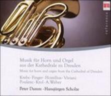 Music for Horn & Organ fr - CD Audio