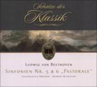 Sinfonie n.5, n.6 - CD Audio di Ludwig van Beethoven