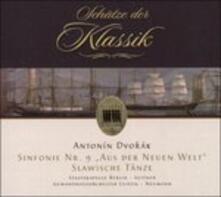 Sinfonie 9 - Slawische Taen - CD Audio di Antonin Dvorak