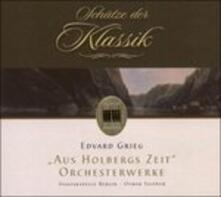 Orchesterstuecke - CD Audio di Edvard Grieg