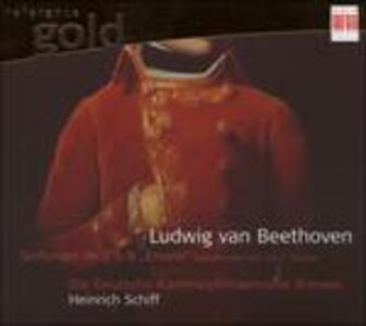 Sinfonie N.2, N.3 - CD Audio di Ludwig van Beethoven