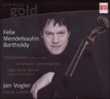 Werke Fuer Cello & Klavie - CD Audio di Felix Mendelssohn-Bartholdy