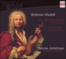 Le Quattro Stagioni - CD Audio di Antonio Vivaldi