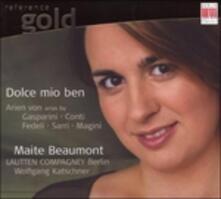 Dolce Mio Ben - CD Audio