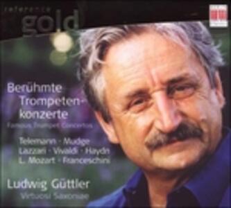 Beruhmte Trompeten.. - CD Audio
