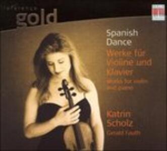 Spanish Dances - CD Audio
