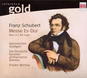 Messa D950 - CD Audio di Franz Schubert